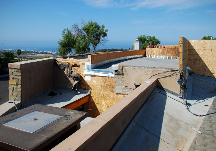 Jlc Architecture Solana Circle Roof Deck
